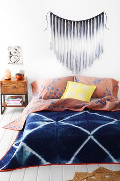 earthquake safe headboard replacement idea. but less ugly
