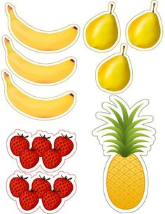 Ovoce Best Picture For Fruit for kids For Your Taste You are looking for something, and it is going to tell you exactly what you are looking for, and you didn't find that picture. Here you will find t Fruit And Veg, Fruits And Veggies, Play Food, Food Themes, Food Crafts, Pre School, Preschool Activities, Carnival Activities, Health Activities