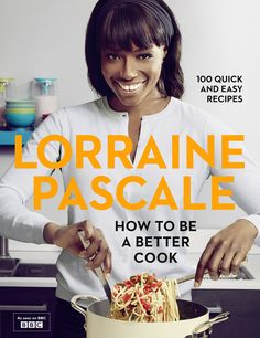 Booktopia has How to be a Better Cook, 100 Quick and Easy Recipes by Lorraine Pascale. Buy a discounted Hardcover of How to be a Better Cook online from Australia's leading online bookstore. Pork Loin Ribs, Pomegranate Jelly, Cookbook Shelf, Potato Crisps, Tv Chefs, Grilled Peaches, Cookery Books, Fun Cooking, Cooking School