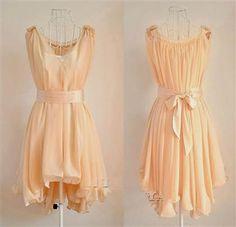 Cool chiffon spring dresses 2017-2018