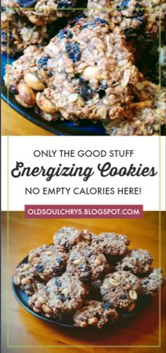 Old Soul Chrys: Only The Good Stuff: Nutrition-Packed Energy Cookies Lactation Recipes, Lactation Cookies, Cute Coffee Quotes, Breastfeeding Cookies, Nurse Cookies, Low Milk Supply, Energy Bites, Healthy Cookies, Clean Eating Snacks