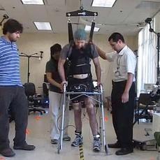 El Blog de Jordi: PARAPLÉJICO camina con ONDAS cerebrales