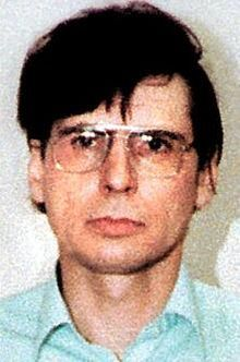 Dennis Andrew Nilsen is a British serial killer and necrophiliac, also known as the Muswell Hill Murderer and the Kindly Killer, who committed the murders of 15 young men in London, England between 1978 and 1983.
