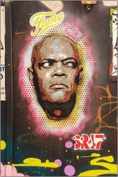 SR47 Street Art (Shoreditch, London, UK)