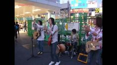 CNBLUE starting point 2009 Japan Streets😊