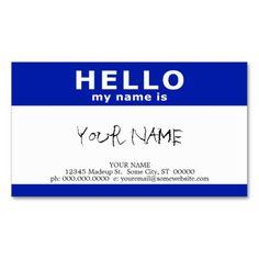 Professional dark gray qr code business card qr code business card hello my name is with qr code business card colourmoves