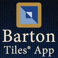 Introducing the new Barton Tiles App for iPad