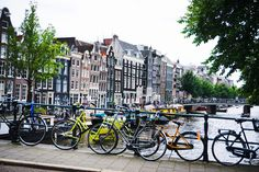 Let's cycling around the city #Amsterdam