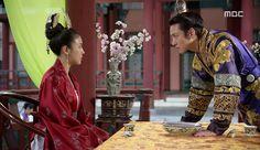 """Empress Ki"" Week 21 - Hunting For Treasure Empress Ki, Ha Ji Won, Ji Chang Wook, Emperor, Kdrama, Hunting, 21st, Sari, Outfits"