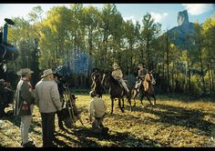 """Behind the scenes on Henry Hathaway's 1969 """"True Grit"""""""