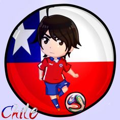 Chile Hetalia, Sonic The Hedgehog, Chile, Fictional Characters, Art, Art Background, Kunst, Chili, Performing Arts