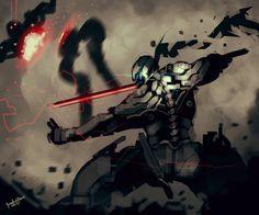 30mins Speedpaint Shadow Assassin, Benedick Bana on ArtStation at https://www.artstation.com/artwork/30mins-speedpaint-shadow-assassin