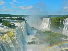 Mighty Iguazu  by Zack Parton, via 500px