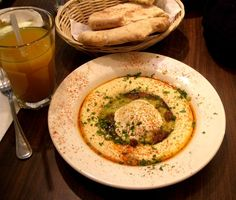 hummus. once a day. at least...