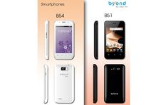 Byond launches B51 and B54 dual-SIM Android 2.3 smartphones