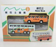 New Bus Bus Set Sun Hing Toys