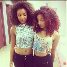 Curlfriends! Ha Cute! :))