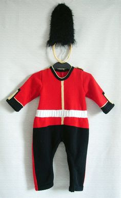 Royal Guard kid's outfit