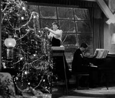 Christmas in Connecticut (1945) (my favorite Christmas movie!)