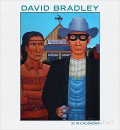 David Bradley - 2016 Calendar Calendari su AllPosters.it