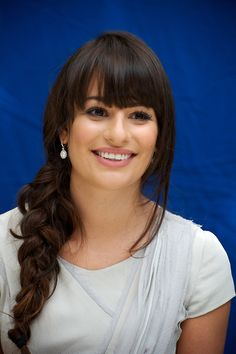 Lea Michele the shining example of grace, poise, and beauty for today's woman!