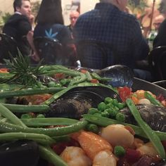 Gorgeous food and company for a fun Corporate team building. Spanish and Tapas dishes. just divine. Cooking School, Cooking Classes, Tapas Dishes, Corporate Team Building, Pot Roast, Spanish, Vegetarian, Wellness, Ethnic Recipes