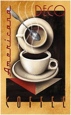 Deco Coffee, by Michael Kungl