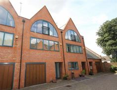 3 bedroom mews house for sale in The Ropery, Hungate, Lincoln, Lincolnshire - Rightmove. Mews House, Property For Sale, Cabin, Money, House Styles, Home Decor, Decoration Home, Silver, Room Decor