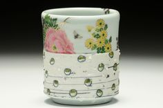 lisa orr - one of my favorite potters. I took her workshop a couple of years ago.