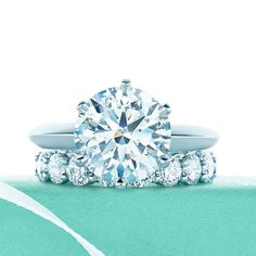 Sponsored: Tiffany & Co. does engagement rings and wedding bands perfectly. We love this pair. http://www.tiffany.com/Shopping/Default.aspx?mcat=148203&utm_campaign=Engagement&utm_medium=Banner_ad&utm_term=35101&omcid=DIS35101&utm_source=InStyle_SponsoredPins1600x600_929&utm_content=bit.lywillbecreatedforpost