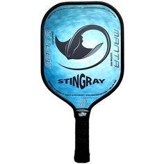 Manta Stingray Blue 2G Custom Pro Paddle