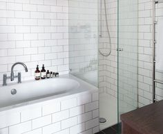 Metro Tile Designs 15 beautiful glass bathroom tile designs | subway tiles, tile