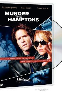 Murder in the Hamptons (TV Movie (W) Drama Mystery. When multi-millionaire Ted Ammon is found bludgeoned to death at his East Hampton estate, suspicion falls on his estranged wife, Generosa Rand, and her lover, Danny Pelosi. Movies To Watch Free, Good Movies, Shawn Christian, David Sutcliffe, Poppy Montgomery, Lifetime Movies, Chick Flicks, Vintage Movies, Film Movie