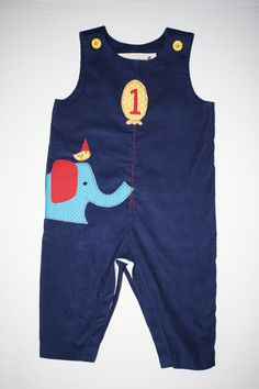 First Birthday outfit for B if I can find time. . .