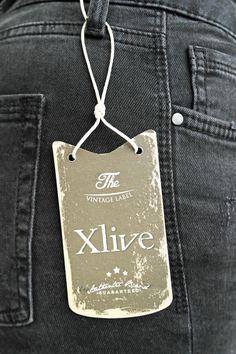 Tag Design, Label Design, Label Tag, Vintage Labels, Fashion Labels, Hang Tags, Dog Tag Necklace, Logos, Jeans