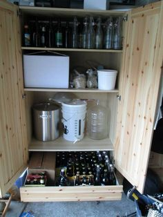 Brew cabinet - Everyone should have one