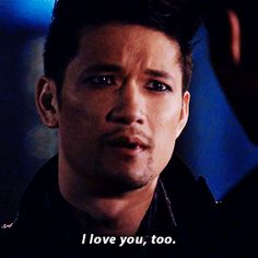 All the Malec in this episode ❤️ So many feels