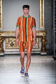 Sfilata Moda Uomo Stella Jean Milano - Primavera Estate 2016 - Vogue