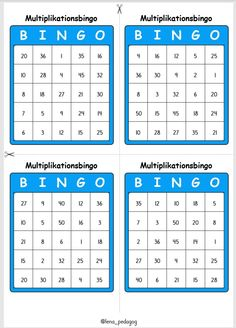 38 bingobrickor med tabellerna 1-5 Periodic Table, Words, Multiplication, Periodic Table Chart, Periotic Table, Horse