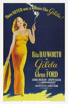 Gilda - 1946 - Charles Vidor - Rita Hayworth, Glenn Ford, George Macready