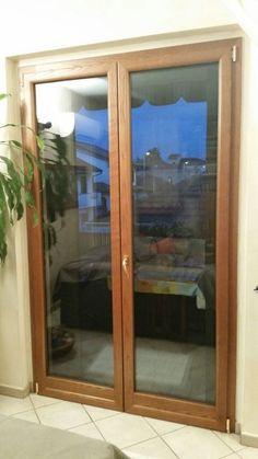 Porte finestre Legno Alluminio Monza e Brianza