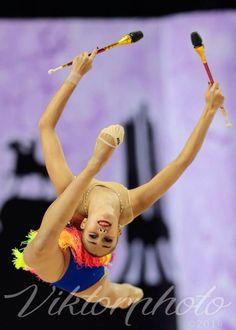 Margarita Mamun, Russia, World Championships Izmir 2014