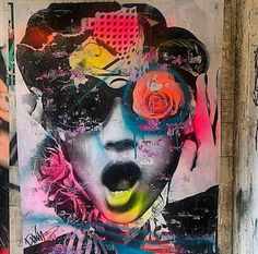 Kate Moss by Dain