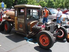 rat rods | Rat Rods and Barn Finds