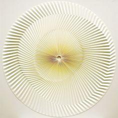 Paper Reliefs by Yuko Nishimura