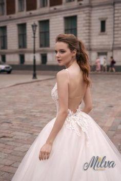 Wedding Dress Inspiration - Milva