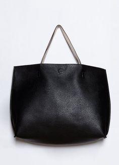 Weekend Tote - black | accessories bags . Accessoires Taschen . accessoires sacs | Alexandra Evjen |