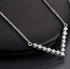 necklace toy on sale at reasonable prices, buy ORSA JEWELS Hot Sale Victory Crystal Pendant Necklaces Elegant Lady Silver Jewelry Necklaces Christmas Gift for Women from mobile site on Aliexpress Now! Wire Pendant, Crystal Pendant, Pendant Necklace, Silver Jewelry, Jewelry Necklaces, Silver Ring, Christmas Gifts For Women, Hot, Amethyst