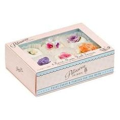 Patisserie de Bain Assorted bath melts 6 x 45g