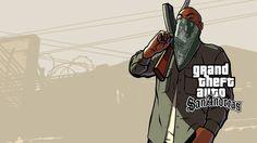 Kody do GTA SA Grand Theft Auto San Andreas